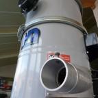 Centraal stofzuigsysteem HD Industrial HDiClean Car 1155S